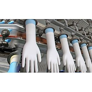 Rubber Gloves Machine Conveyor Chain